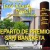 Reparto de premios Concurso Literario José Mª Portell – XIII. Argitaraldia