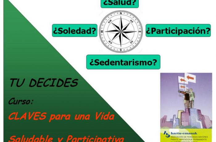 Claves de Vida Saludable y Participativa
